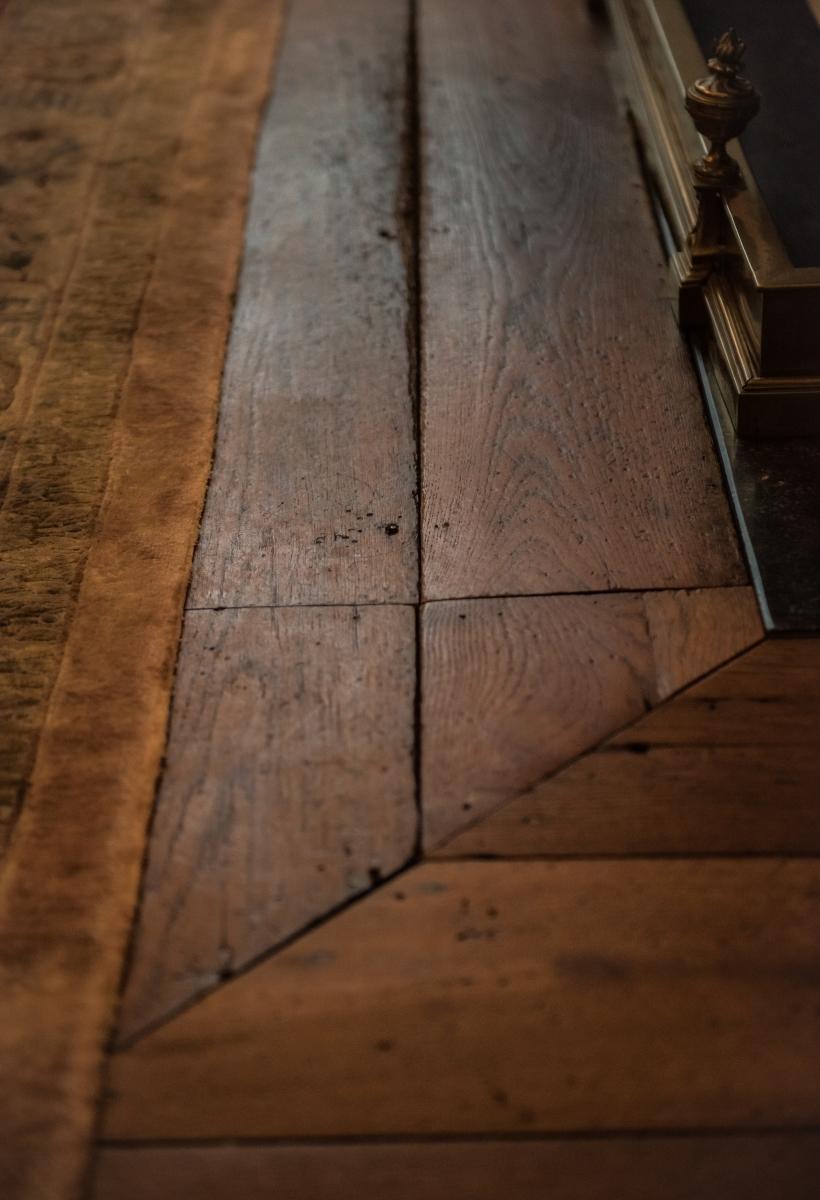 Historische houten vloer 8