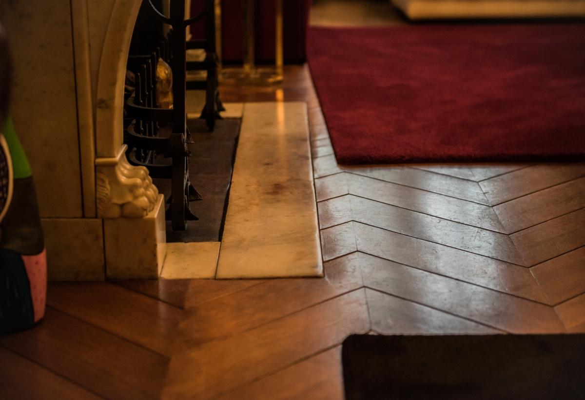 Historische houten vloer 7